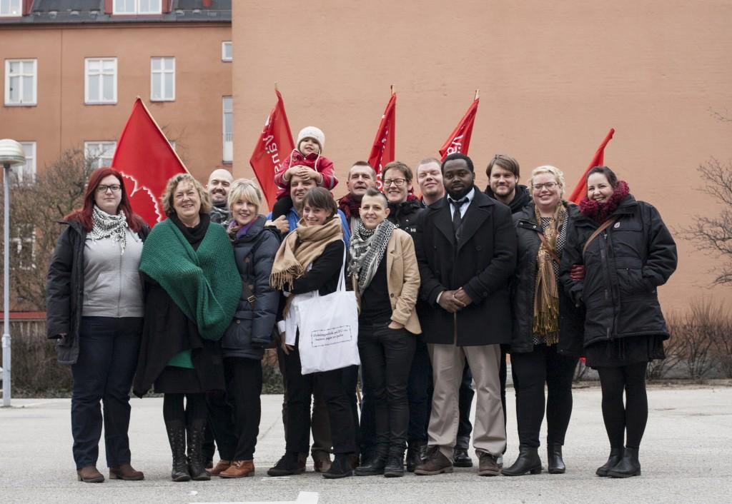Vänsterpartiet Malmös styrelse 2014