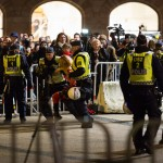Anti Pegida Demo Malmö-7