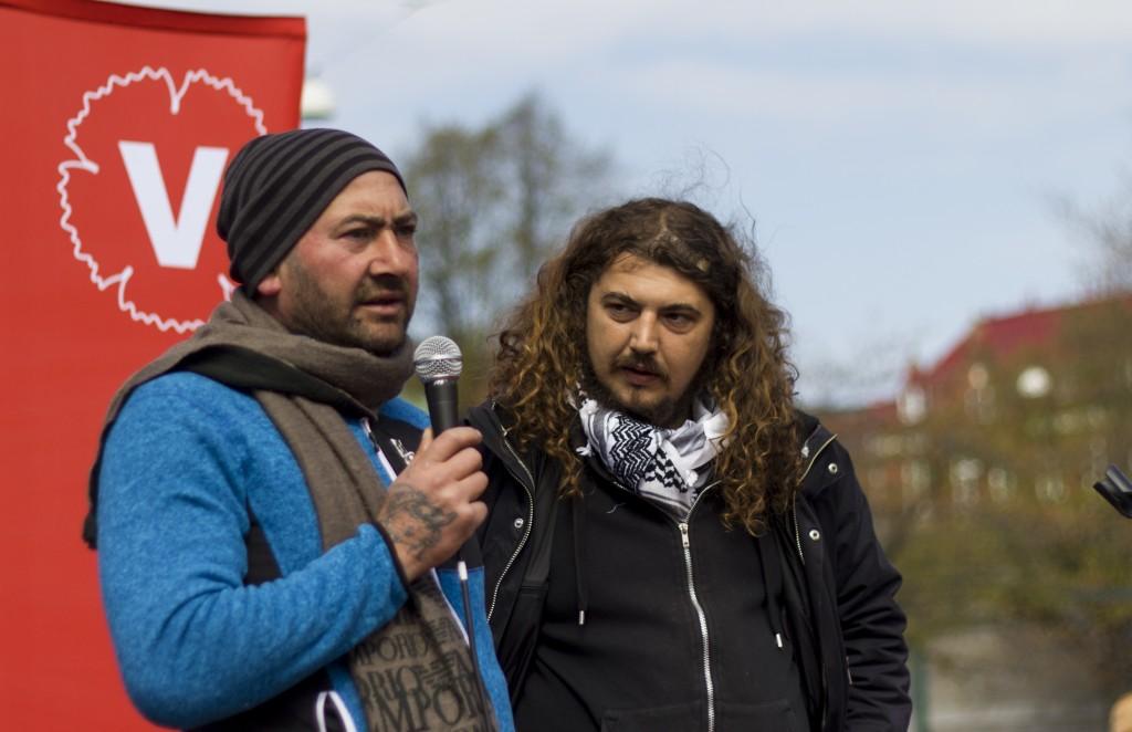 Benny (t.v.), EU-migrant från Rumänien