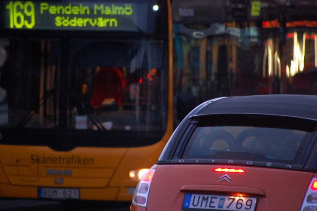 - Delade turer är något som nästan alla bussförare tvingas förhålla sig till, säger Michel Neuhold.